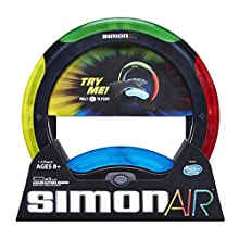 Hasbro Gaming B6900 Hasbro Simon Air Game, Multi-colored, 2.52 x 10.75 x 10.51 Inches