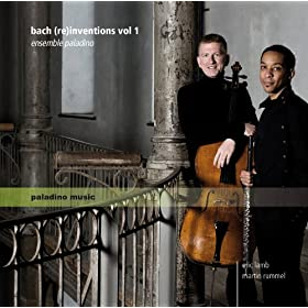 2-Part Inventions, BWV 772-786 (arr. E. Lamb and M. Rummel): Invention No. 13 in A minor, BWV 784