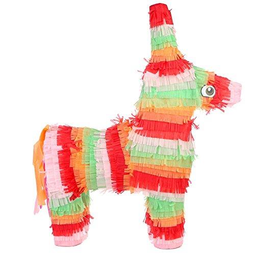 drens Geburtstagsfeier-Spiel-Dekorationen Mexikanischer süßer Zertrümmerungs-Esel (Burro Pinata)