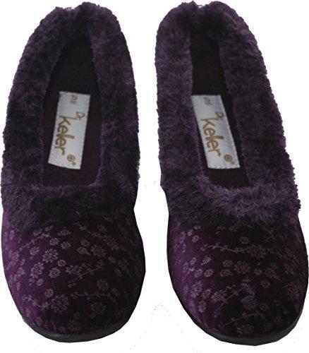Dr Keller - Pantofole donna Lilac