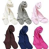 Viskey–algodón peinado medias para bebé/de los niños Hacer pantimedias/danza calcetines blanco blanco Talla:70#