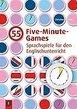 55 Five-Minute-Games: Sprachspiele für den Englischunterricht - Christine Fink