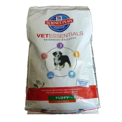 Hill's Dry Puppy Food Science Plan Vet Essentials Large Breed 12 Kg 1