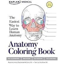 Anatomy Coloring Book (Kaplan Medical)