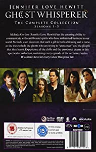 Ghost Whisperer - The Complete Seasons 1-5 [DVD]