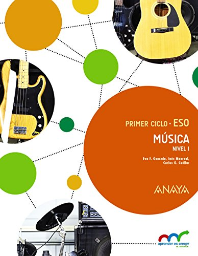 Música. Nivel I. (Aprender es crecer en conexión) - 9788467851090 por Eva F. Gancedo Huércanos