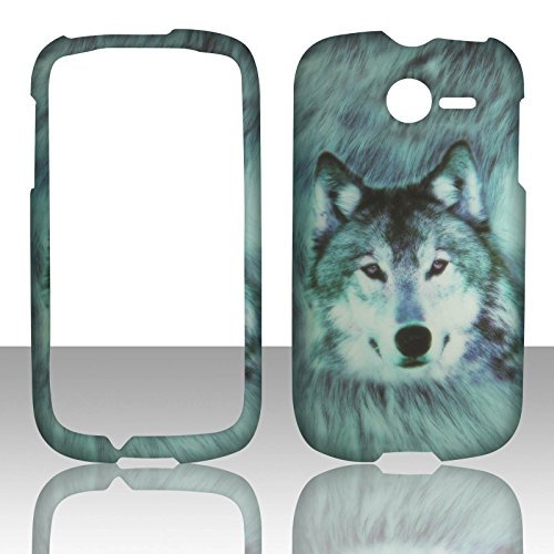 2d-snow-wolf-huawei-ascend-y-m866-tracfone-us-cellular-schutzhulle-hard-case-snap-on-cover-gummierte