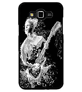 ColourCraft Music Design Back Case Cover for SAMSUNG GALAXY GRAND MAX G720