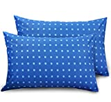 #2: Ahmedabad Cotton 2 Piece Cotton Pillow Cover Set - 18