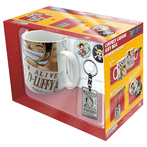 ABYstyle - ABYPCK048_2 - Coffret cadeau - One Piece
