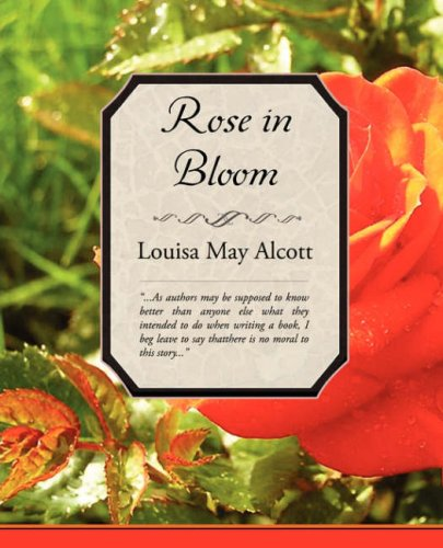 Rose in Bloom Cover Image