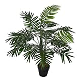 Homescapes Green 3 ft Mini Palm Tree Artificial - Best Reviews Guide