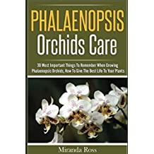 Phalaenopsis Orchids Care: 30 Most Important Things To Remember When Growing Phalaenopsis Orchids (Orchids Care, Gardening Techniques)