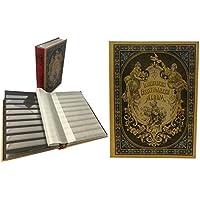 Prophila Collection Nostalgia Clasificador III Sellos 60 paginas Negro