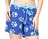 Nuteez Blue Women's Shorts