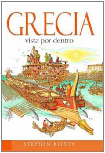 Grecia vista por dentro (NO FICCION INFANTIL)