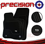 Fitted Tailored Car Mats with TDi Logo
