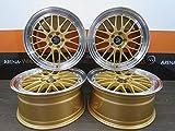 4 Alufelgen Ultra Wheels UA3-LM 19 Zoll passend für VW EOS Beetle Golf V VI VII Jetta Passat 3G 3C Tiguan NEU