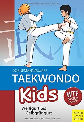 Taekwondo Kids - Weißgurt bis Gelbgrüngurt