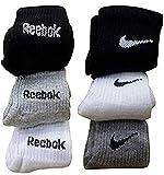 QRAFTINK ankle length socks combo for men (6)