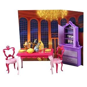 Simba Disney Princess 4757  - Dining Room Belle Set de Juego