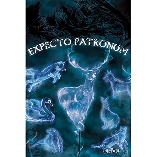 Harry Potter - Poster (PATRONUS #288)