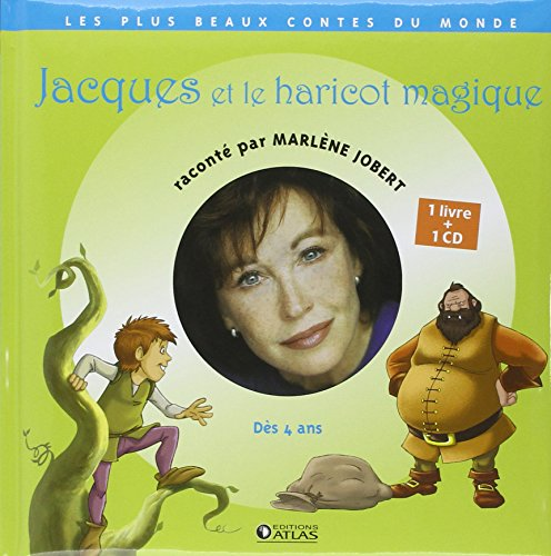 Jacques et le haricot magique par Marlène Jobert