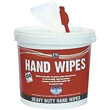 Portwest - Iw10whr toallitas para la limpieza de manos, blanca