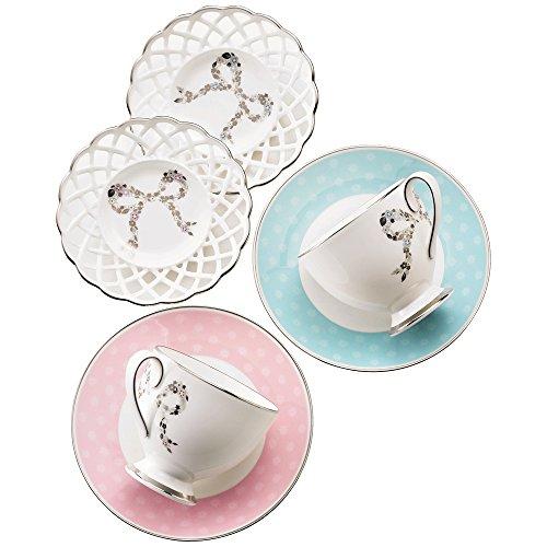 Ferishita! 6 piece coffee set pair 95586-21608 (japan import)