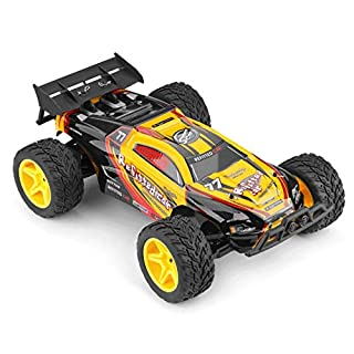 RC Auto BRUSHLESS 4WD Shortcourse Truck 4x4 30KM / H 1/20 RC-Auto-Legierung RTR-Ferngesteuertes Auto Off-Road-Auto High Speed   Racing Car