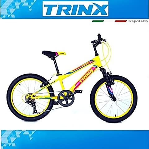 KINDERFAHRRAD MOUNTAINBIKE TRINX Junior 1.0 MTB 20