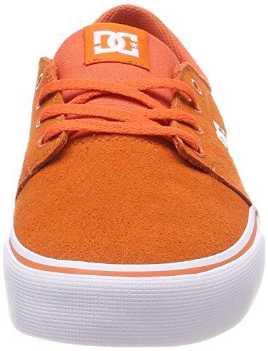 DC Shoes Herren Trase SD Sneaker Rot (Rust)