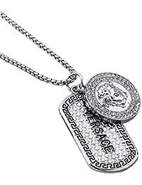Fashion Medusa/Pendant/Golden/Alloy/Pendant/Necklace(1 Pc)