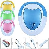 Monsieur Bébé ® Doppler Fetal + Gel + Pila + Auricular + Cable Audio para ordenador - 4 colores - Norma En 60601-1