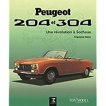 Peugeot 204 et 304