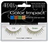 ARDELL - das Original - Color Impact Lash 110 green, 1 Paar