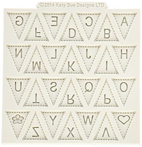 bunting-alphabet-design-mat-katy-sue-designs-silicone-mould-for-cake-decorating-sugarcraft