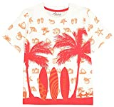 Aristot Boys' 6 Years Printed Cotton T-s...