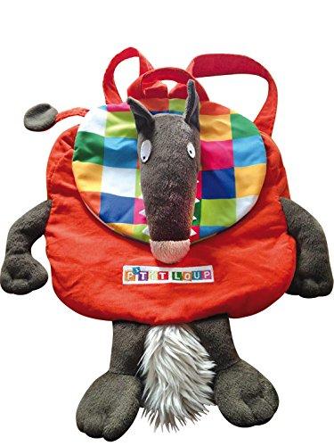 Mon sac à dos P'tit Loup (sans livre) par Orianne Lallemand