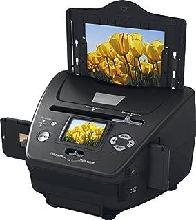 """Rollei PDF-S 250 - Multi escáner de 5,1 megapíxeles para diapositivas, negativos y fotos, Monitor en color LCD LTPS de 6,0 cm (2,4"""") - Negro (B00WR5P6YQ)   Amazon price tracker / tracking, Amazon price history charts, Amazon price watches, Amazon price drop alerts"""