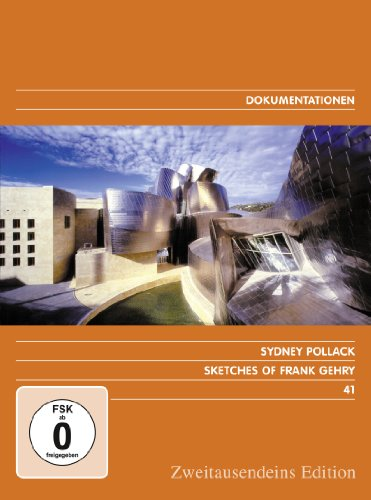 Sketches of Frank Gehry. Zweitausendeins Edition Dokumentation 41