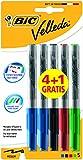 BIC Velleda - Paquete de marcadores para pizarra blanca