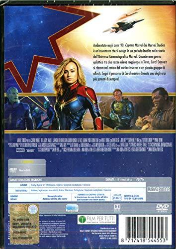 Zoom IMG-1 captain marvel dvd