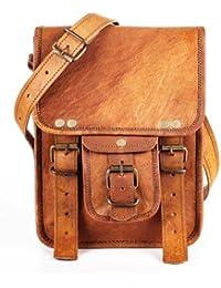 Eligance Genuine Leather Everyday Use Girls Sling Bag
