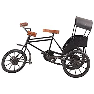 Poorni Metal Cycle Rickshaw
