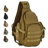 YAAGLE Outdoor Schultertasche groß Fassungsvermögen Fahrradrucksack Gepäck Reisetasche IPAD Brustbeutel 14 zoll Notebook Laptoptasche Herren Taschen Damen und Herren Unisex