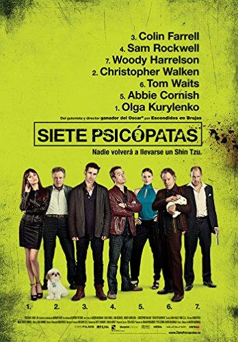 7 Psicópatas [Blu-ray] 518nTG6UBXL