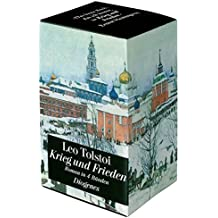 Krieg und Frieden. 4 Bände (detebe - Kassetten, Band 21970)