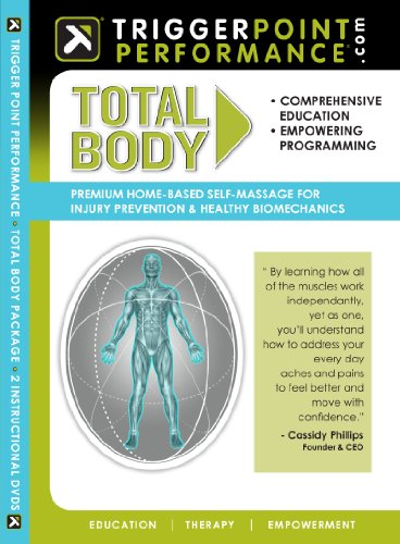 Trigger Point Performance Selbstmassage Therapie für Total Body Educational DVD
