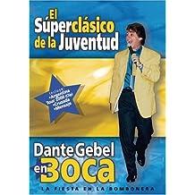 Dante Gebel En Boca DVD (Youth Super Classic)